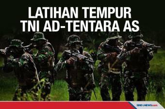 Tentara AS akan Ikuti Latihan Terbesar dalam Sejarah dengan TNI