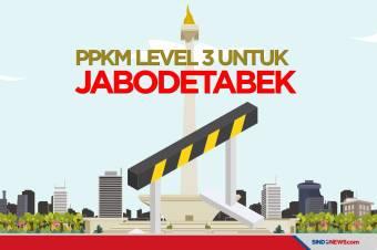 Pemerintah Putuskan PPKM Diperpanjang sampai 30 Agustus 2021