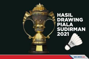 Indonesia di Grup C, Berikut Hasil Drawing Piala Sudirman 2021
