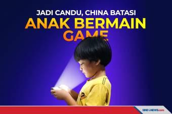 Jadi Candu, China Batasi Anak Bermain Game Hanya 1 Jam