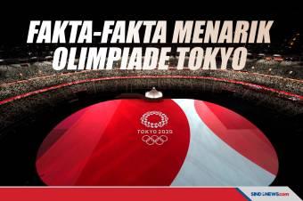 Unik! Medali Emas Atletik Olimpiade Tokyo 2020 Harus Dibagi Dua