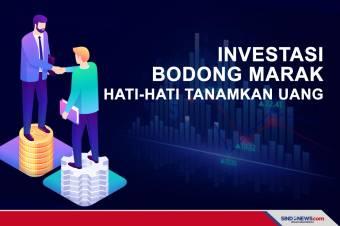 Investasi Bodong Marak, Sri Mulyani: Hati-Hati Tanamkan Uang