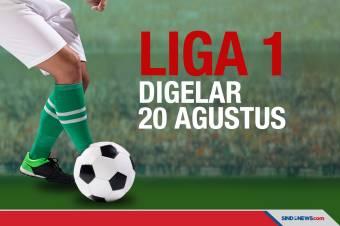 Kompetisi Liga 1 akan Digelar pada 20 Agustus 2021