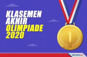 Daftar Perolehan Medali Olimpiade Tokyo 2020: AS Juara Umum