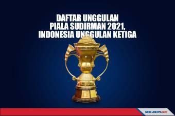 Daftar Unggulan Piala Sudirman 2021, Indonesia Unggulan Ketiga