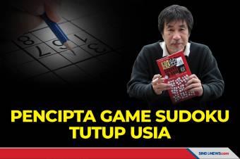 Pencipta Game Teka-teki Sudoku, Maki Kaji Tutup Usia