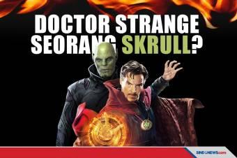Doctor Strange di Spider-Man: No Way Home Adalah Skrull?