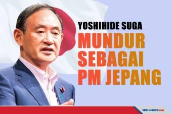 Popularitas Turun, Yoshihide Suga akan Mundur sebagai PM Jepang