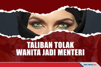 Harus Melahirkan, Taliban Tolak Wanita Jadi Menteri