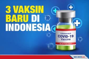 Profil 3 Vaksin Covid-19 yang Baru Masuk di Indonesia