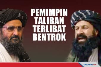 Para Pemimpin Taliban Terlibat Bentrok di Istana Kepresidenan