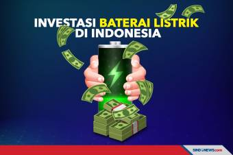 Bahlil Sebut 7 Negara Minat Investasi Pabrik Baterai Listrik