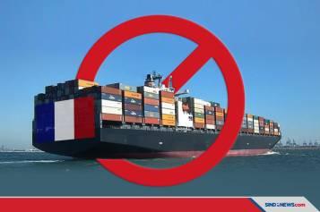 Paris Gusar, Ada Seruan Timur Tengah Boikot Produk Prancis