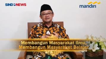 Membangun Masyarakat Ilmu, Membangun Masyarakat Belajar - Dr. H. Abdul Muti, M.Ed