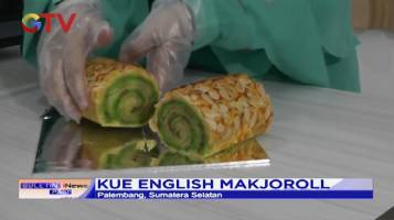 Kue Makjoroll, Kuliner Kekinian Nan Unik Khas Palembang