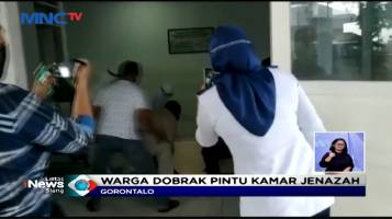 Tolak Protokol Covid-19, Warga Buka Paksa Peti Jasad Mantan Bupati Gorontalo