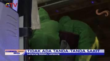 Seorang Penumpang Bus Jurusan Jambi-Jakarta Mendadak Tewas
