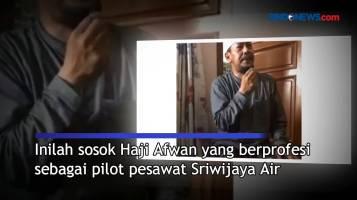 Viral Video Pilot Sriwijaya Air Kapten Afwan Mengisi Ceramah Agama