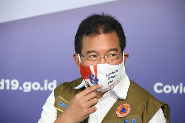 BNPB: Ingat! Masker Kain Dipakai Maksimal 4 Jam