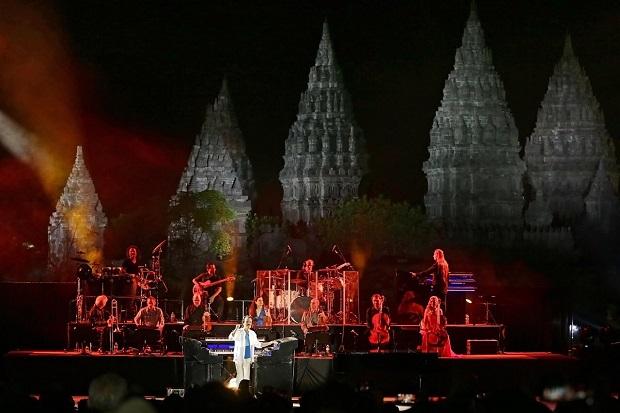 Siap-siap Menikmati Alunan Jazz di Candi Prambanan