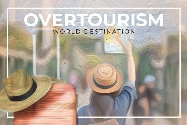15 Destinasi Dunia Ini Rusak karena Overtourism