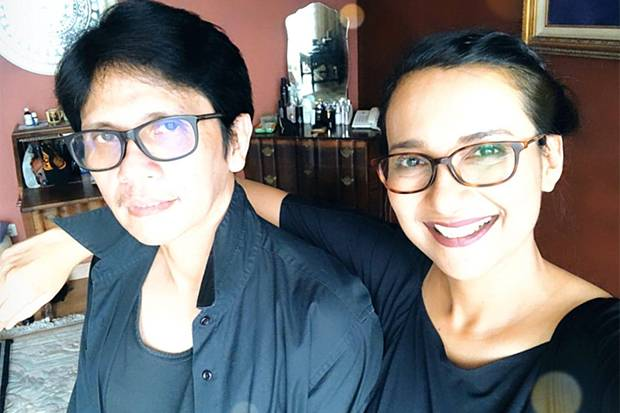 Tips Silaturahmi Online ala Gilang dan Shahnaz