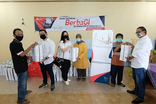 Grand Indonesia Inisiasi Pembelian Nasi Box dari Warung Sekitar
