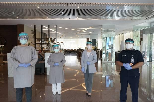 Terapkan Safety Commitment, Klinik ERHA Beradaptasi dengan New Normal