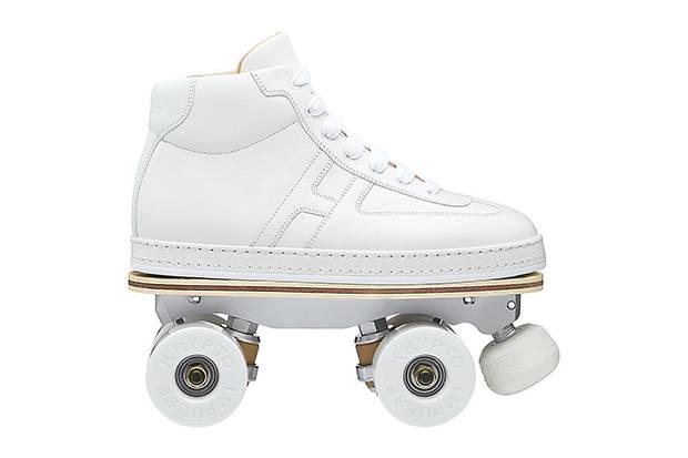 Hermes Rilis Sepatu Roda Mewah Rp63 Juta