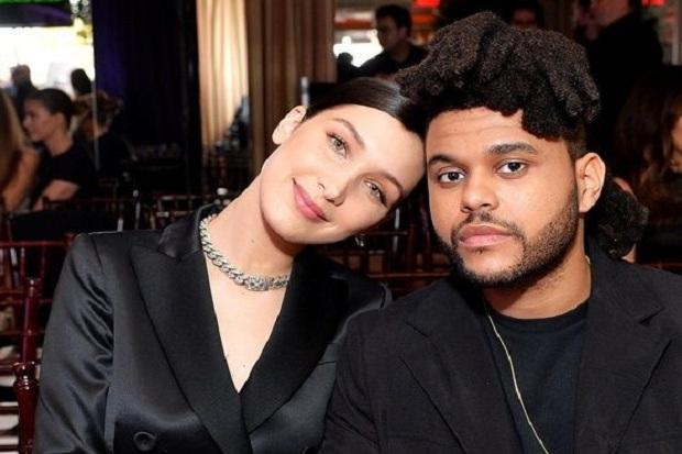 Bella Hadid dan The Weeknd Kembali Pacaran?