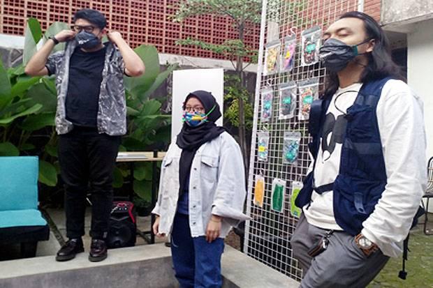 Masker Sehat nan Fashionable, Adaptasi NIION Hadapi Pandemi