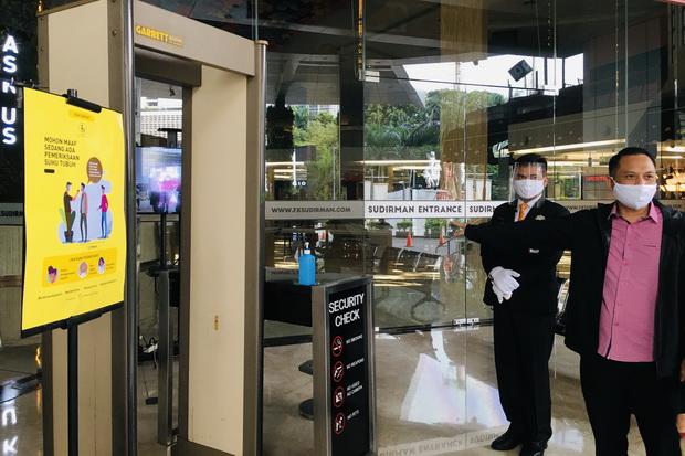 Siap Beroperasi Mall Fx Sudirman Bakal Terapkan Aturan New