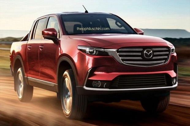 New Mazda BT-50 Rasa Isuzu D-MAX Akan Segera Hadir
