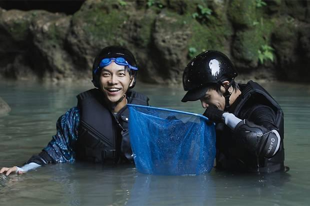 Potret Keseruan Lee Seung-gi dan Jasper Liu Kunjungi Indonesia dalam Serial Twogether