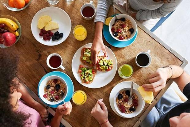 Nestle Indonesia Perkenalkan New Healthy Eating Habit