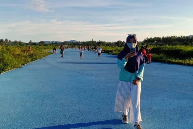 Wisata Murah Meriah di Karpet Biru Manado