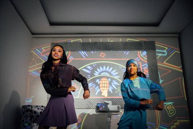 Rayakan Ulang Tahun, Naura dan Neona Gelar Konser Virtual
