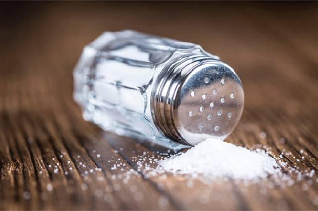 5 Hal Ini Dapat Terjadi pada Tubuh Akibat Kelebihan Sodium