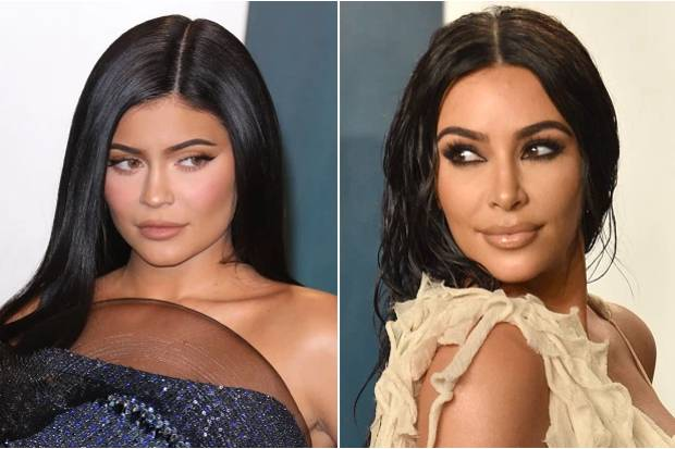 Kim Kardashian Lampaui Kekayaan Kylie Jenner Usai Jalin Kolaborasi dengan Coty