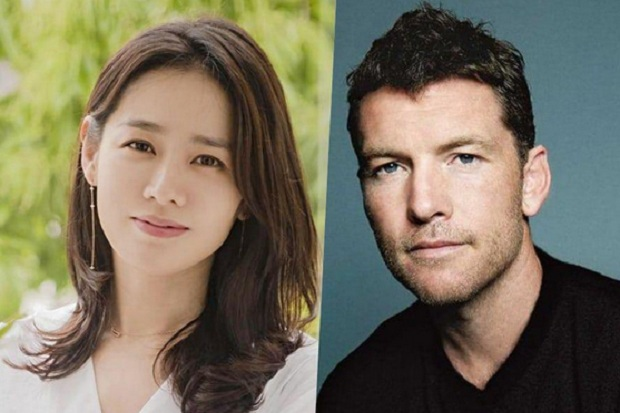 Debut Hollywood, Son Ye Jin Main Bareng Sam Worthington