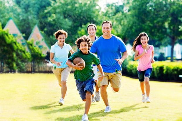 Agar Selalu Sehat dan Bugar, Seorang Ayah Perlu Lakukan Lima Hal Ini