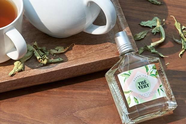 LOccitane Rilis Produk Perawatan Tubuh dengan Green Tea