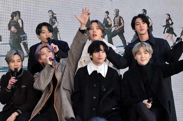 Lagu BTS Akan Digunakan sebagai OST Film Negeri Sakura