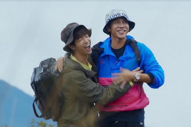 Bikin Iri, Ini 8 Momen Akrab Lee Seung-gi dan Jasper Liu di Drama Twogether