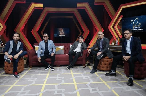 Buat Program Hiburan, Padi Reborn Terima Tantangan Jadi Host