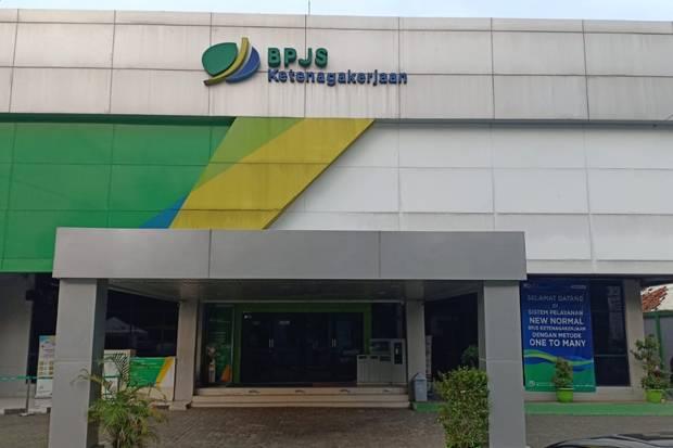 Total Pembayaran Jht Bp Jamsostek Cabang Bekasi Kota Capai Rp137 Miliar