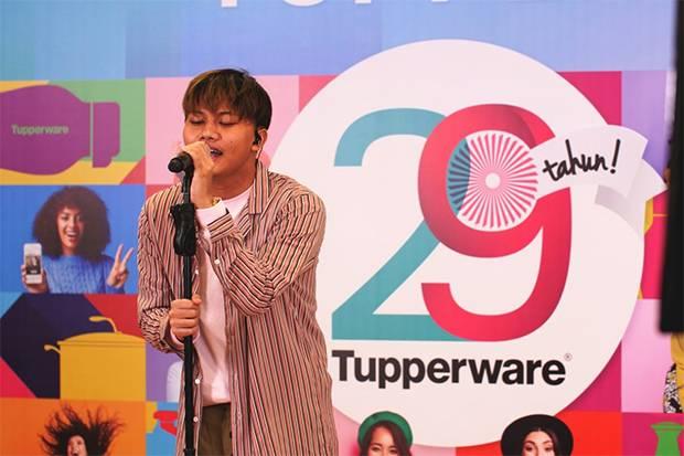Di Momen Ulang Tahun ke-29, Tupperware Perkenalkan Tuppershop