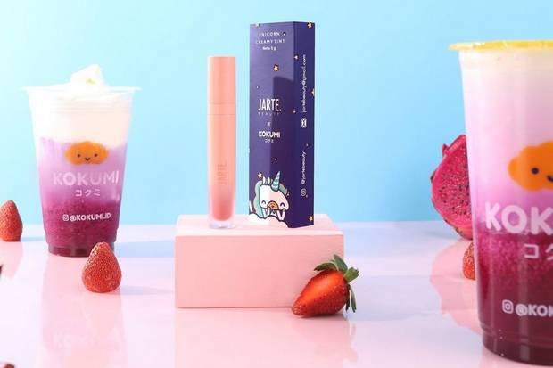 Kolaborasi Unik Jarte Beauty X Kokumi Hadir di Shopee