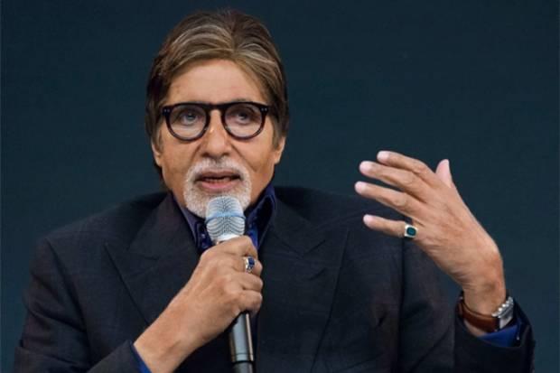 Aktor India Amitabh Bachchan Terinfeksi COVID-19
