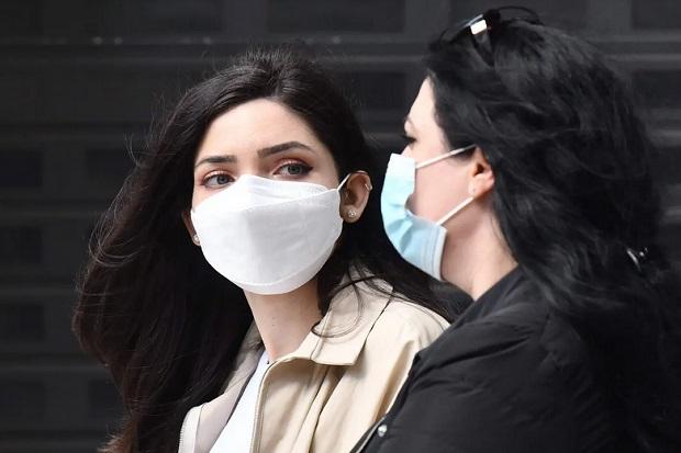 Masker Jadi Kunci Pencegahan COVID-19 Melalui Udara di Ruang Tertutup